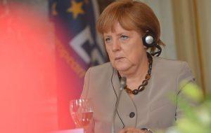 Меркель разочаровали результаты ее партии на выборах в парламент Берлина