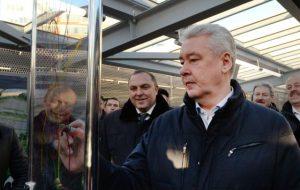 Собянин: в московских технопарках работает уже 1400 компаний