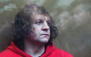 Александра Емельяненко отпустили из колонии на исправительные работы