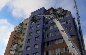 В Рязани выплатили компенсации жителям дома, где взорвался газ
