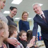 Собянин: c начала 2016 года в Москве построены 12 новых детских садов