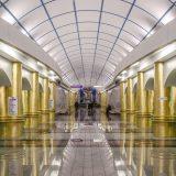 Вторую за день станцию метро Петербурга закрыли