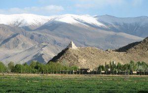 Землетрясение магнитудой 6,4 произошло в Тибете
