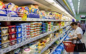 Стоимость продуктовой корзины в селах оказалась выше, чем в Москве
