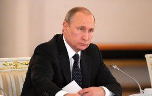 Путин приветствовал открытие российского православного центра в Париже