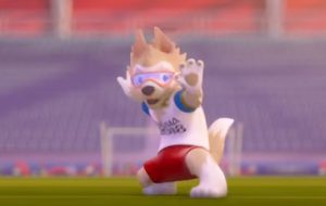 ФИФА заплатила автору талисмана ЧМ-2018 волка Забиваки 500$
