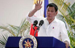 Президент Филиппин отказался от поставок в страну американских винтовок