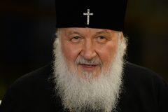Патриарх Кирилл призвал отказаться от догоняющего развития России