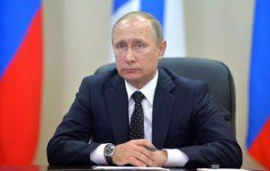 Путин уволил чиновников, которые вошли в состав РАН