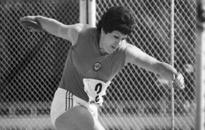 Скончалась олимпийская чемпионка Фаина Мельник