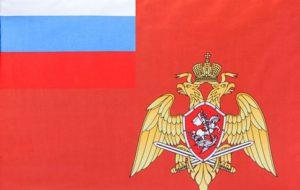 Владимир Путин утвердил флаг Нацгвардии России
