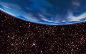 Ученый назвал экзопланету, где есть лед, облака и растения