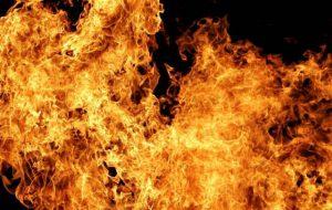 В диппредставительстве Болгарии в Москве произошел пожар