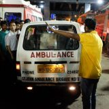 В Индии при сходе с рельсов 14 вагонов пассажирского поезда погибли люди