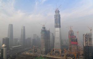 Ученые назвали причину постоянного смога над Пекином