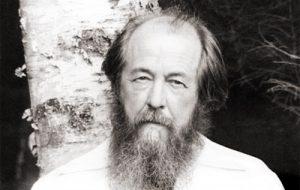 Роман «Красное колесо» Солженицына прозвучит на «Радио России» в исполнении автора