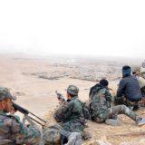 Армия Сирии выбила ДАИШ со стратегически важной высоты близ Пальмиры