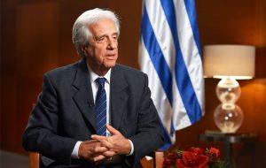 Президент Уругвая хочет расширить сотрудничество с Россией