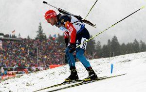 Гараничев стал девятым в спринте на этапе КМ в Пхенчхане