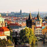 Новый чартер из Санкт-Петербурга в Чехию