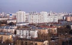 Жителей пятиэтажек в центре Москвы предложили переселять в другие районы