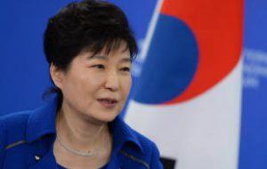 Объявившая импичмент Пак Кын Хе судья вышла в отставку