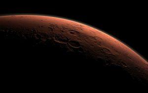 Ученые запечатлели на Марсе торнадо огромных масштабов