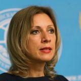 Захарова обвинила западные СМИ в информационном обмане