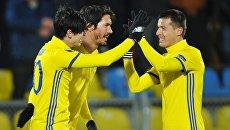 «Ростов» обыграл «Уфу» в 25-м туре чемпионата России по футболу
