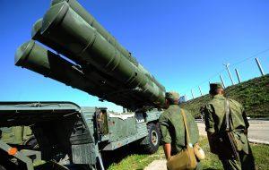 Россия начала поставки С-400 Китаю