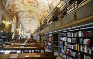 Библиотека Ватикана продолжает оцифровывать древние книги и манускрипты