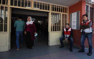 Стамбул опустел в день референдума