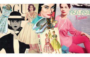 История моды. 50-60 годы 20-го века