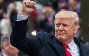 Трамп: Удар по Сирии отвечает жизненно важным интересам США