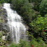 На курорте «Роза Хутор» откроется парк водопадов
