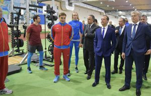 Медведев призвал готовить профильных спортивных юристов