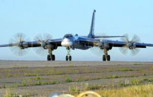 В США назвали профессиональным полет бомбардировщиков РФ возле Аляски