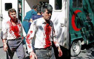 Число погибших при теракте в Кабуле выросло до 80 человек