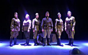 В Москве завершился Всероссийский фестиваль студенческих театров