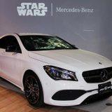Mercedes-Benz выпустит серию машин в честь «Звездных войн»