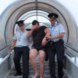 Срок наказания авиадебоширам увеличили до трех лет