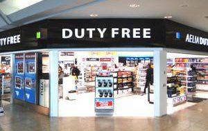В самолеты запретят проносить алкоголь из Duty Free