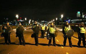Полиция отпустила всех задержанных в связи с терактом в Лондоне
