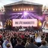 В Манчестере прошёл благотворительный концерт в помощь пострадавшим от терактов