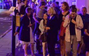 Состояние 21 пострадавшего при теракте в Лондоне оценили как критическое