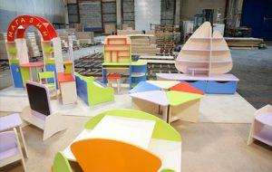 Российским мебельщикам помогут завоевать зарубежные рынки