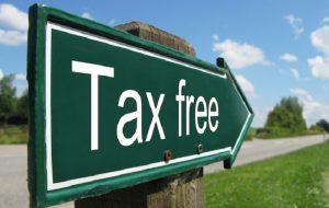 Tax free заработает в РФ с 1 октября 2017 года