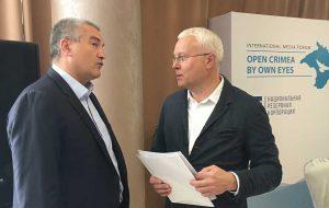 Бизнесмен Лебедев заявил, что не особенно опасается санкций Киева