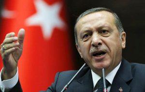 Эрдоган: ЕС отнимает время у Турции