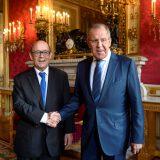 Лавров: Россия и Франция достигли взаимопонимания